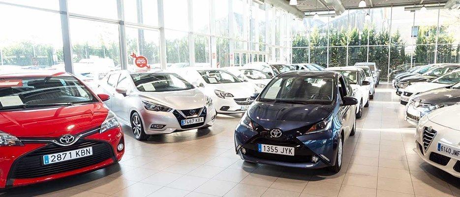Vender mi coche en Sevilla, Huelva y Almería